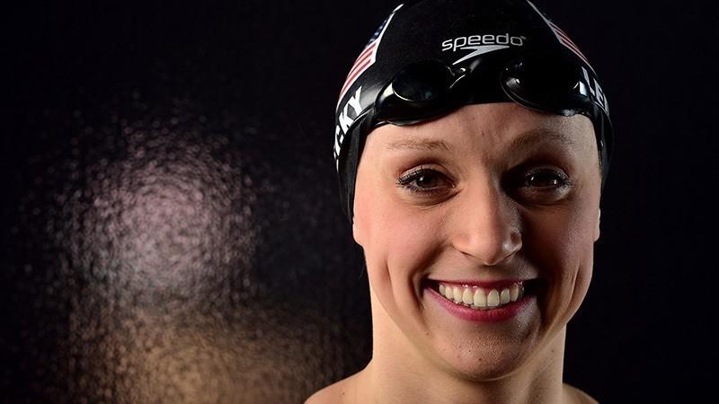 2015 IMPACT25 Athlete: Katie Ledecky