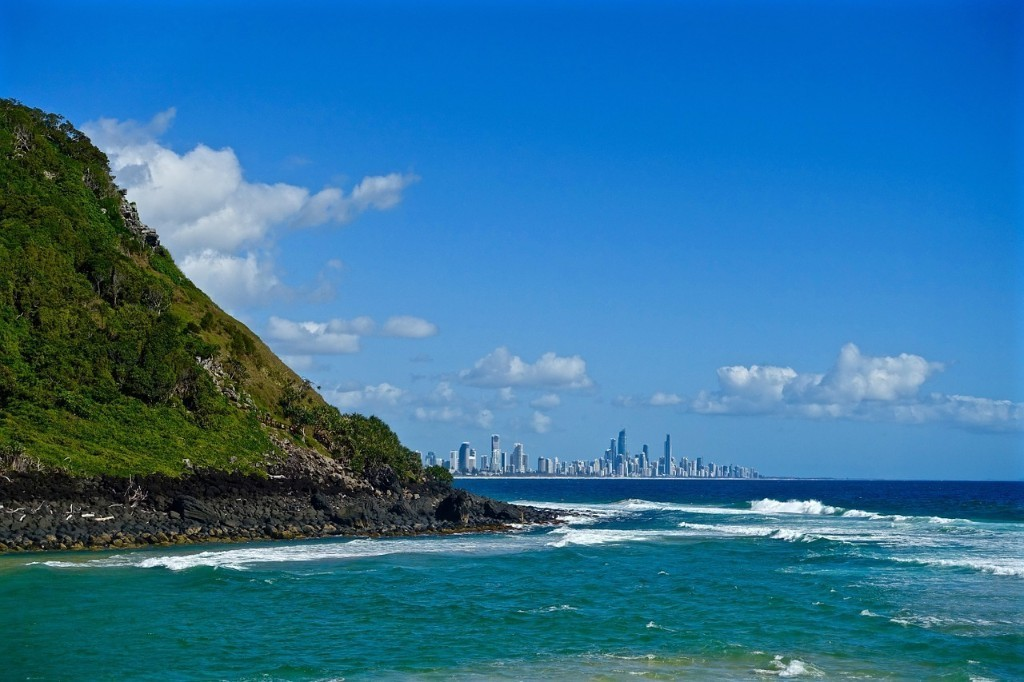 Australia's Gold Coast Beaches Unveiled