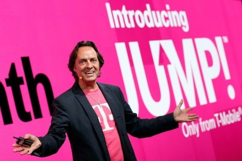 """T-Mobile CEO John Legere Says Without The iPhone, A Carrier """"Is Shit"""""""