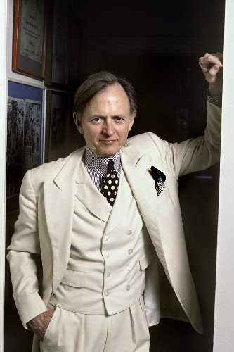 Tom Wolfe: A Life in Pictures