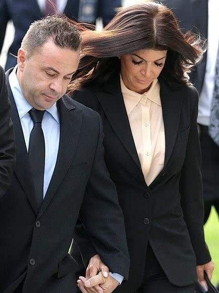 Joe Giudice Sentenced to 41 Months in Prison for Fraud Charges