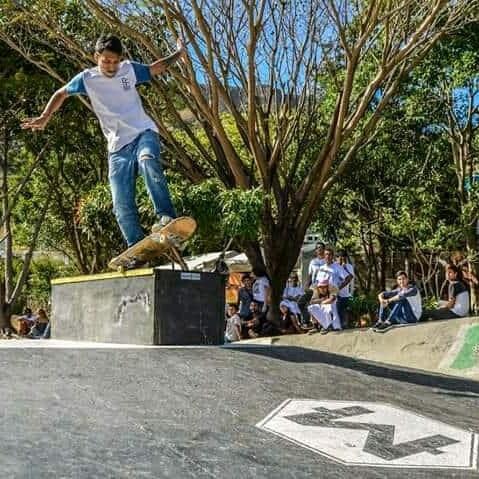 Skateboardig - Magazine cover