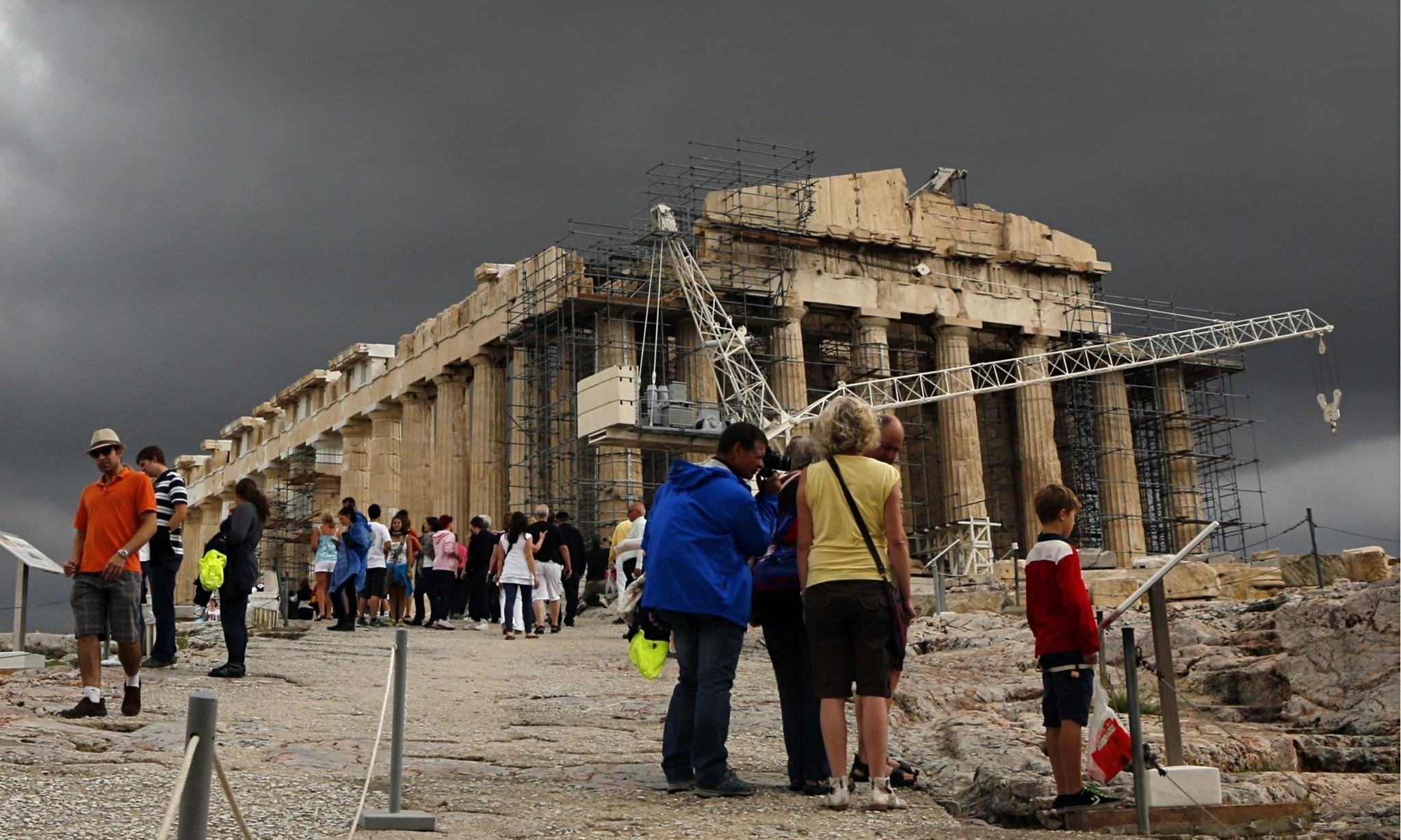Eurozone crisis, five years on: no happy ending in sight for Greek odyssey