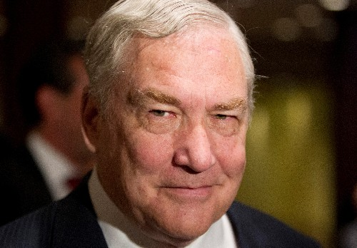 Trump pardons ex-media mogul Conrad Black
