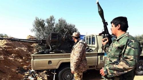 Heavy fighting reported in Libya's Benghazi