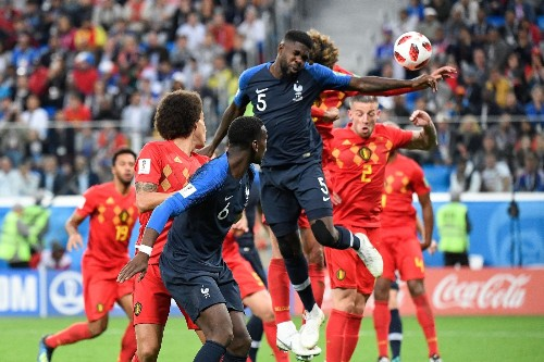France Beats Belgium and Will Play in World Cup Final: Pictures