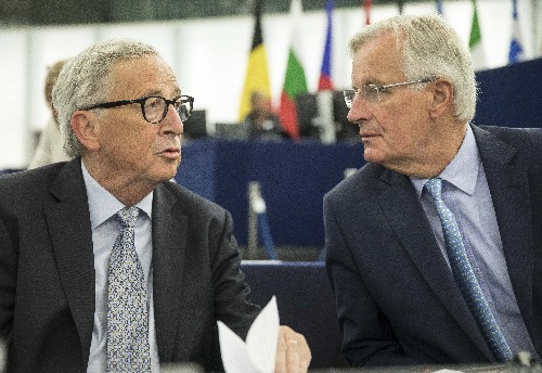 EU chief: The risk of a no-deal Brexit 'remains very real'