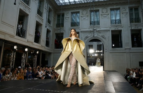 Paris Haute Couture Fashion Week in Pictures