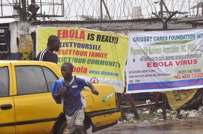 Looting of a Health Facility in Liberia Brings New Fears About Spread of Ebola