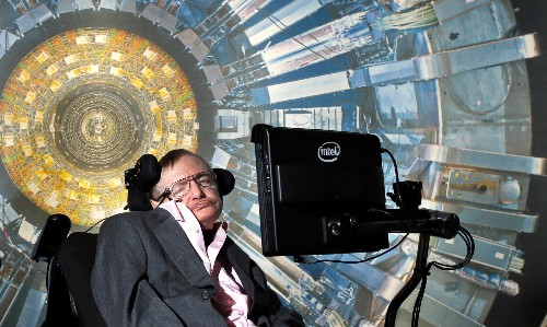 Stephen Hawking's expanding universes thesis breaks the internet