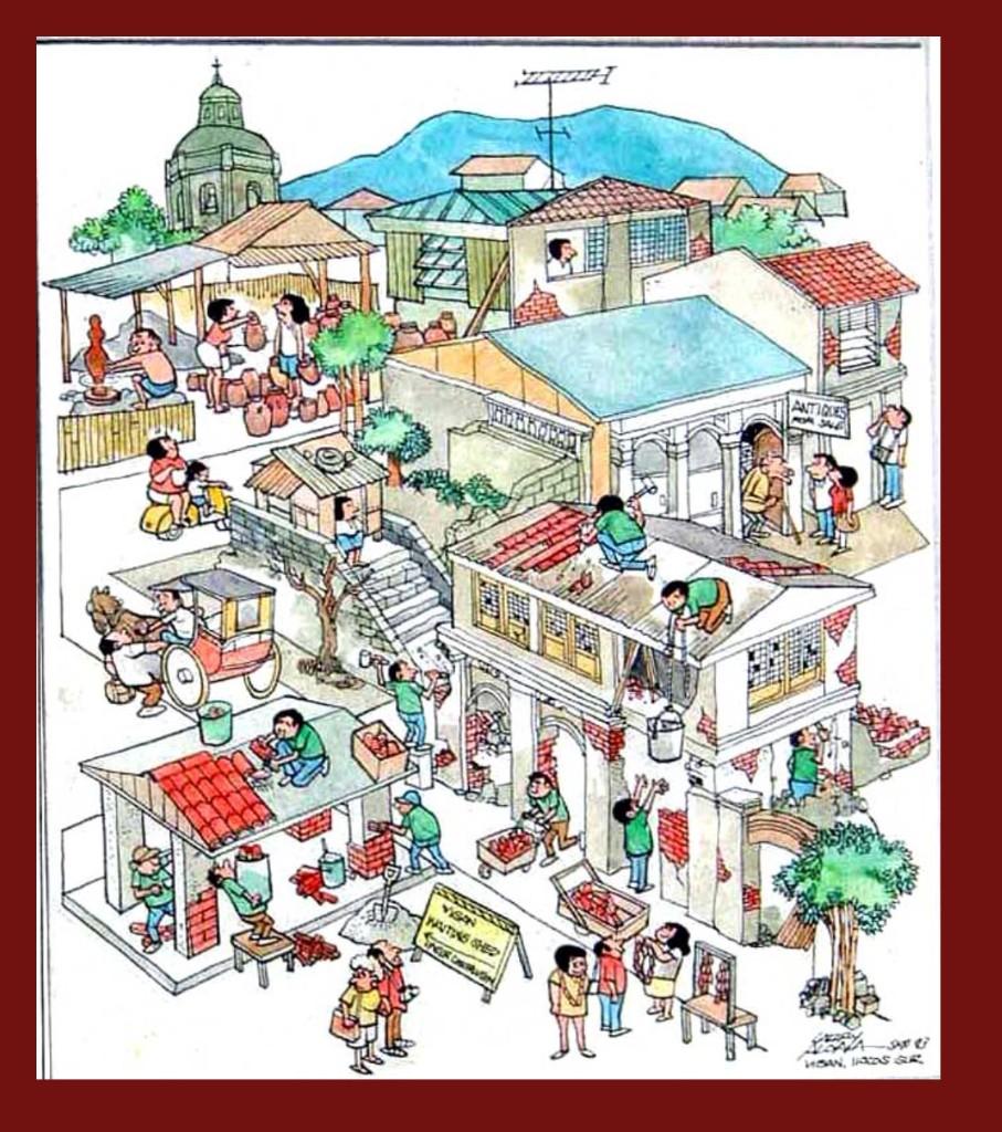 Philippine Tidbits - Magazine cover