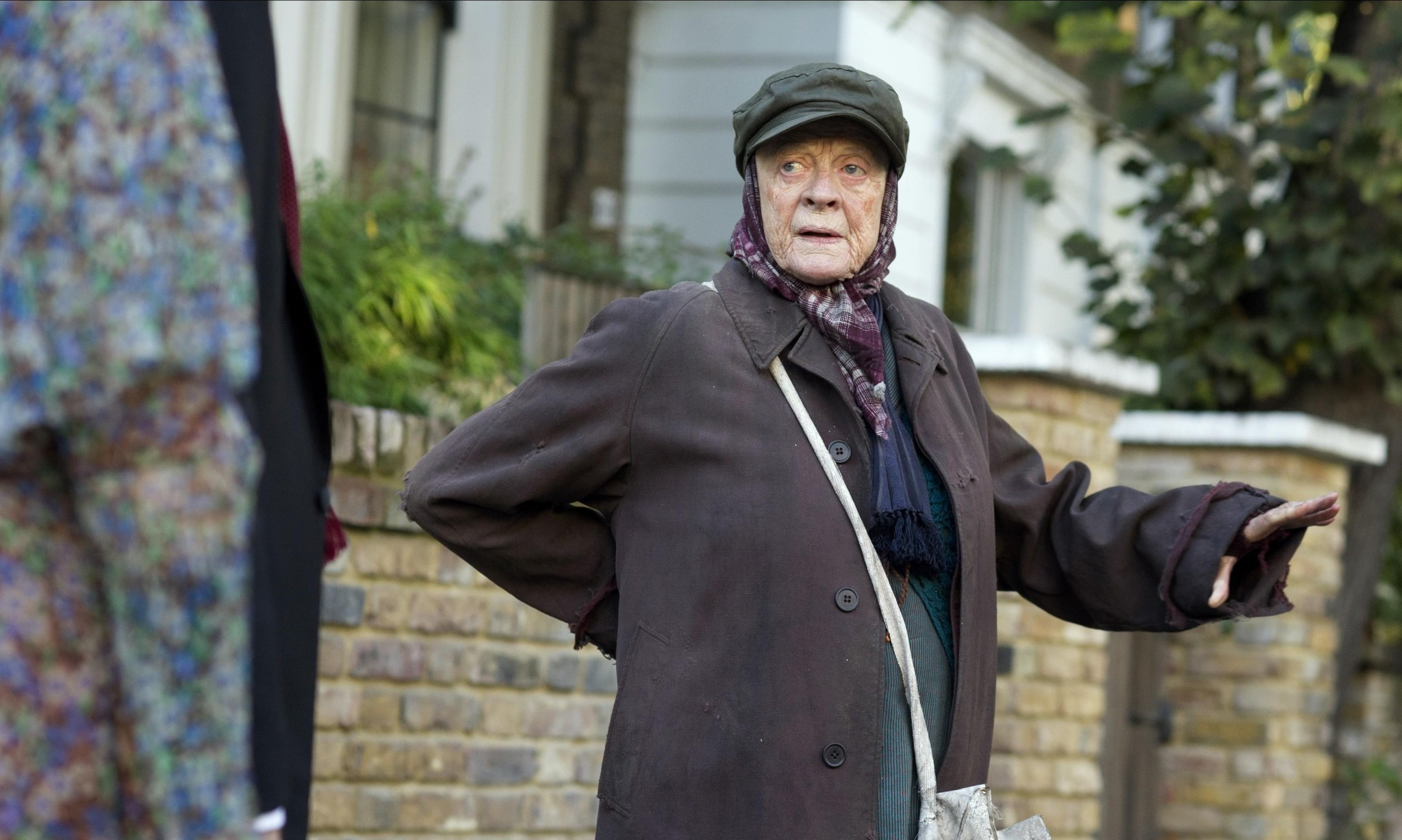 Maggie Smith: acting still fills me with terror
