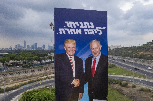 Netanyahu's woes mirror those of his ally Trump