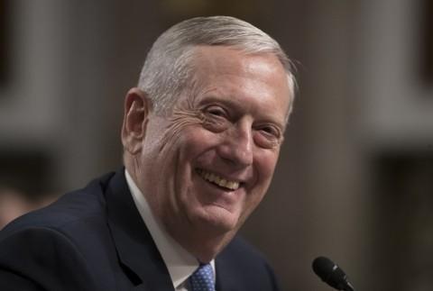 Senate confirms retired Gen. James Mattis as defense secretary, breaking with decades of precedent