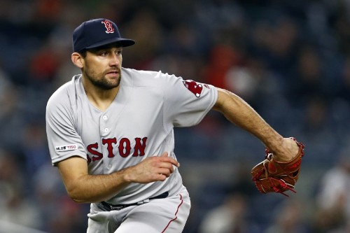 MLB notebook: Red Sox's Eovaldi to undergo elbow surgery