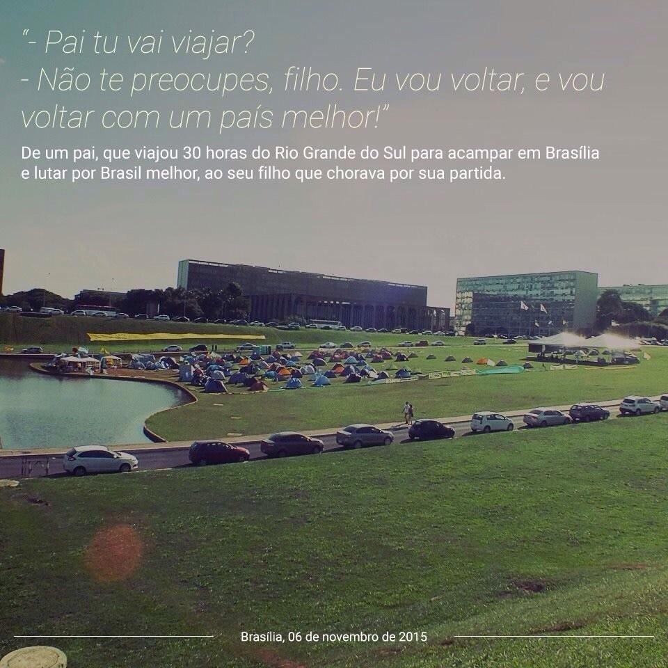 Quero nem saber se o sucessor da CAPIVARA vai ser do PSDB, PMDB, ......... Só sei que  ! - Magazine cover