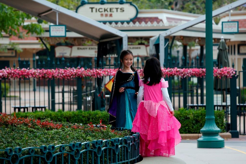 Disney to shut Hong Kong Disneyland again as coronavirus cases rise