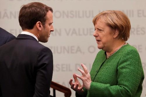 EU leaders haggle over climate, top jobs