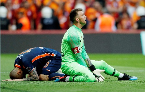 Soccer: Galatasaray win 22nd Turkish title after beating closest rival