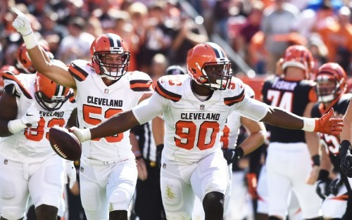 NFL notebook: Browns trade Ogbah to Chiefs