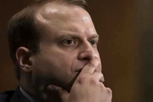 Senators blast Trump judicial nominee for silence at hearing