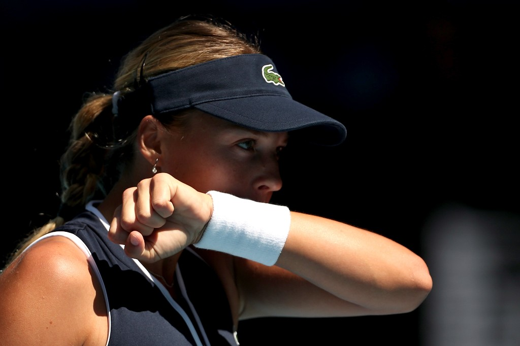 Kontaveit upsets top seed Martic to set up Ferro final in Palermo