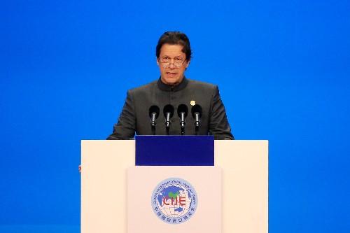 Pakistan PM Imran Khan lashes out at Trump 'tirade'