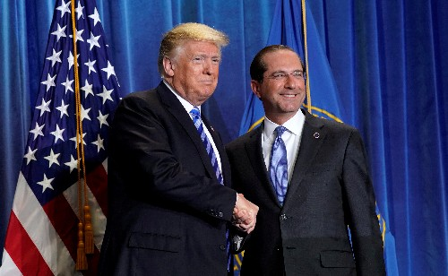 Trump campaign views healthcare as a 2020 campaign weapon