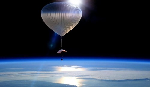 Soon, A Giant Balloon Could Leisurely Float You To The Edge Of Space