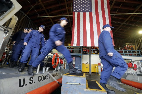 Insurer USAA offers $15M for Coast Guard interest-free loans