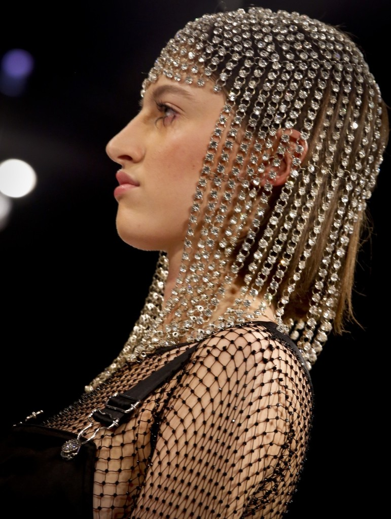 Scenes from NY Fashion Week: Pictures