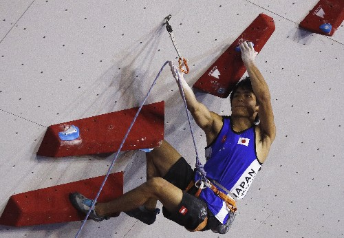 Olympics: Climbers hoping to boost Japan's medal count at 2020 Games