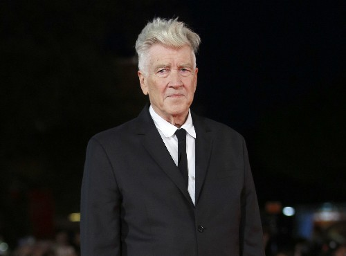 Filmmaker David Lynch teaching a class on creativity