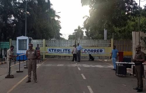 India's top court order revokes order to open Vedanta smelter