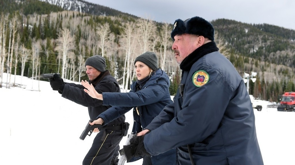 Loss Piles Up Deep As Wyoming Snow Drifts In 'Wind River'