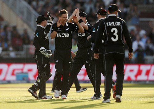 Cricket: New Zealand fined for slow-over rate in win over Windies