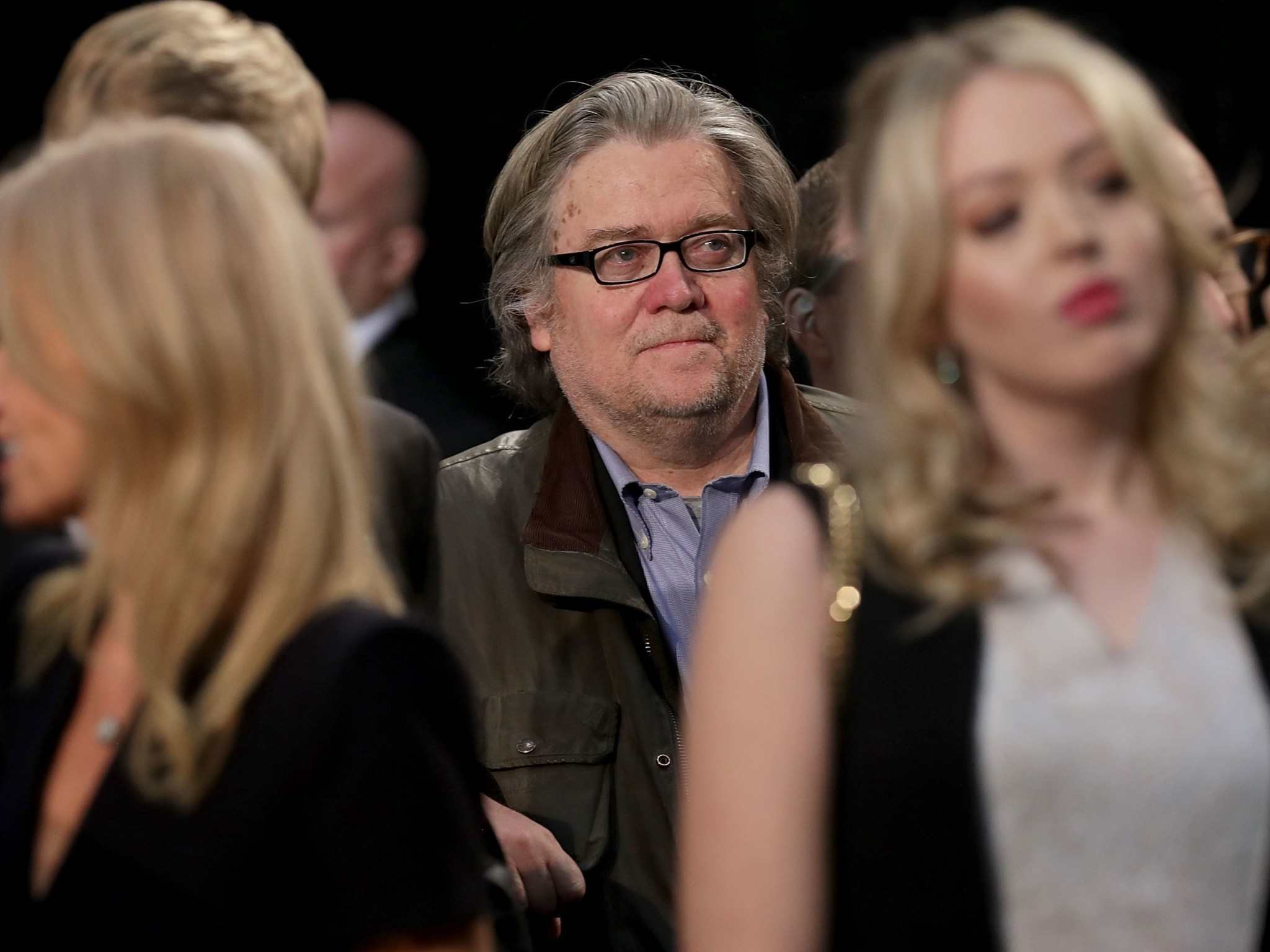 Steve Bannon, Donald Trump's Closest Adviser, Just Wants to See the World Burn