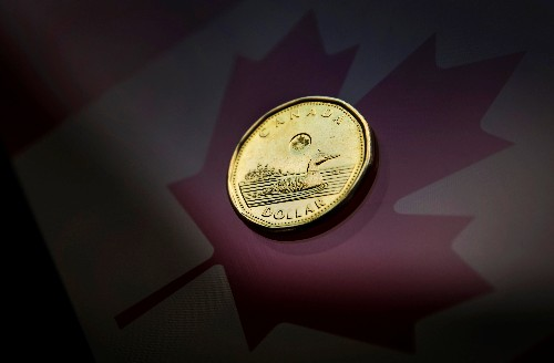 Canadian dollar hits 2-week as data flags potential Nov economic contraction