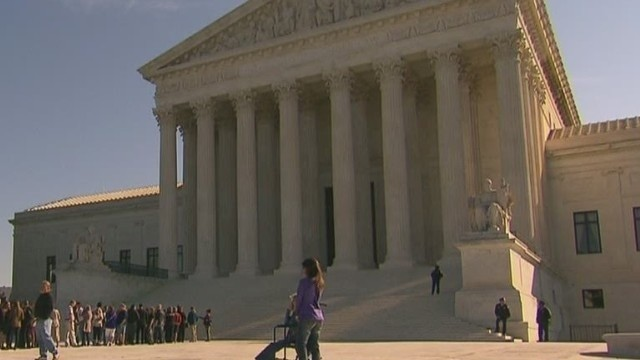 Same-sex marriage gets tacit victory from Supreme Court