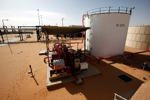 Libyan assembly head calls for lifting of force majeure at top oilfield