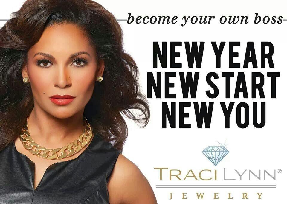 New Year New You Www.tracilynnjewelry. net/patriciajenkins