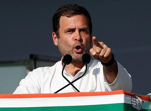 India's Congress leader Rahul Gandhi faces backlash over election drubbing