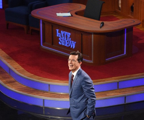 Premiere of The Late Show With Stephen Colbert: Pictures