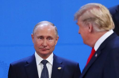 Kremlin waiting for U.S. decision on Putin-Trump meeting: Ifax