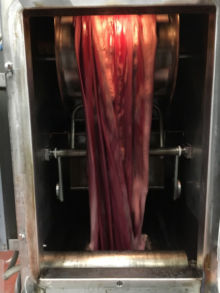 NATURAL DYEING TEXTILES - Magazine cover
