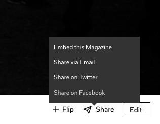 Flipboard.comから雑誌の管理が可能になりました