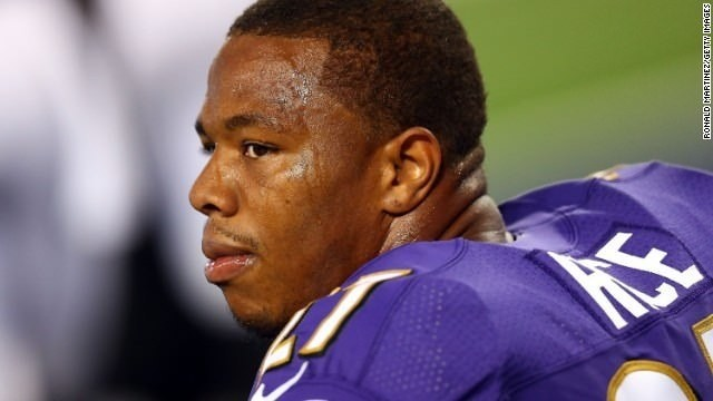 Report: NFL received Ray Rice video in April