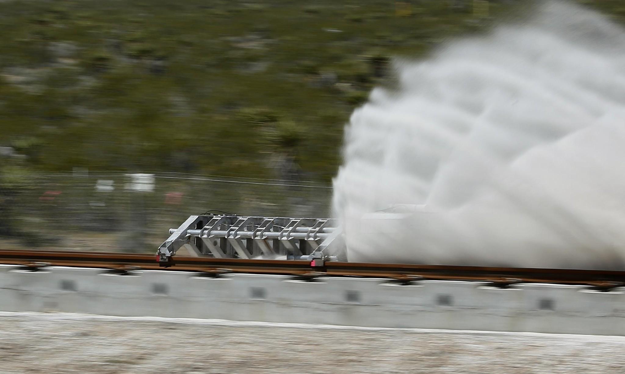 Hyperloop undergoes successful test of high-speed propulsion system