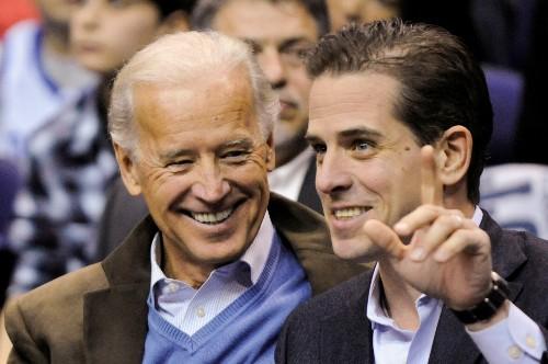 U.S. Republican senators ask Treasury for suspicious activity reports on Hunter Biden