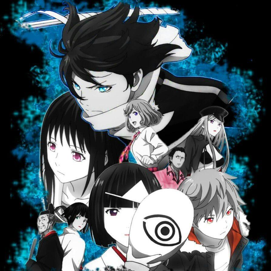 Anime - Magazine cover